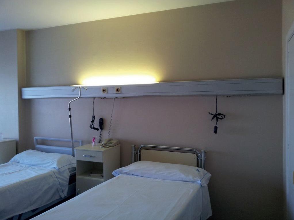 Rehabilitación de Hospital San Rafael, A Coruña