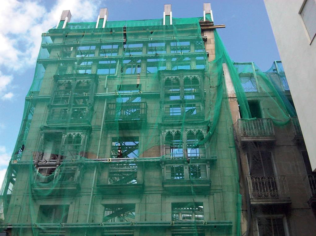 Rehabilitación de Edificio en Ourense