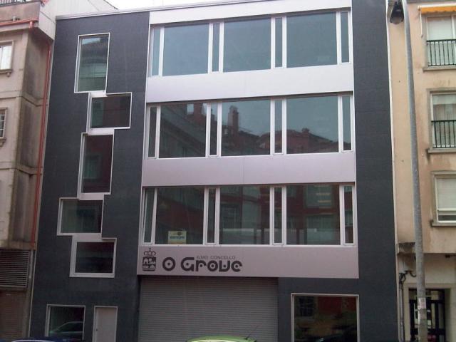 Edificio Administrativo en O Grove