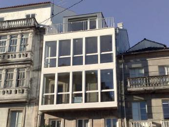 Rehabilitación de Edificio en Pontevedra